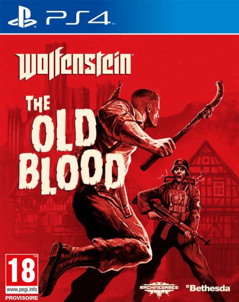 Wolfenstein : The Old Blood sur PS4