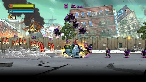 Sega et Game Freak annoncent Tembo The Badass Elephant