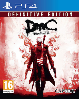DmC Devil May Cry : Definitive Edition sur PS4