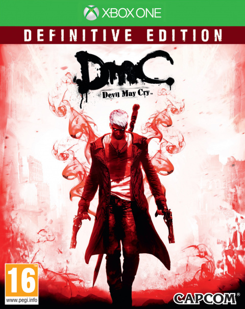 DmC Devil May Cry : Definitive Edition sur ONE