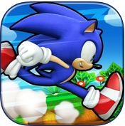 Sonic Runners sur Android
