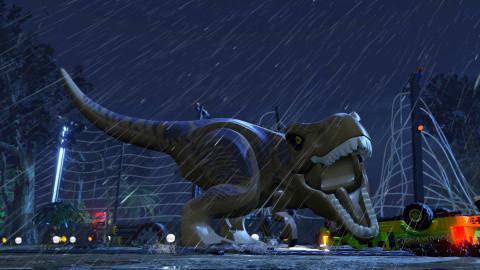 LEGO Jurassic World : Une aventure pour 4 films cultes