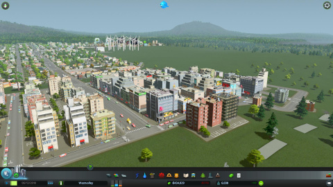 test du jeu cities skylines un excellent city builder. Black Bedroom Furniture Sets. Home Design Ideas