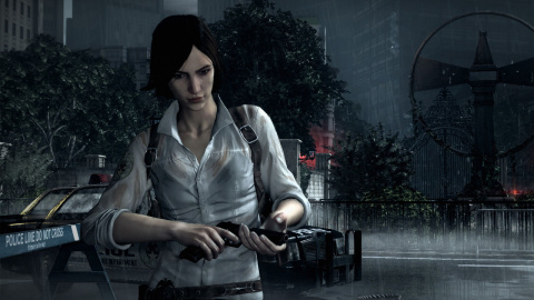 Jaquette de The Evil Within : The Assignment, un premier DLC dans la lumière