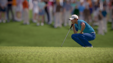 Rory McIlroy remplace Tiger Woods sur EA sports PGA Tour