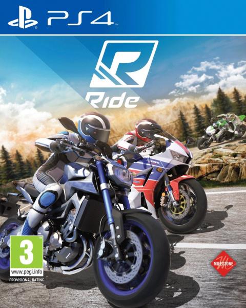 Ride sur PS4