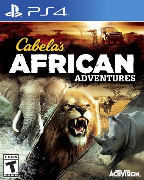 Cabela's African Adventures sur PS4