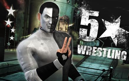 5 Star Wrestling sur PS3