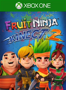 Fruit Ninja Kinect 2 sur ONE