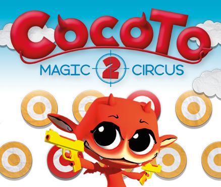 Cocoto Magic Circus 2 sur WiiU