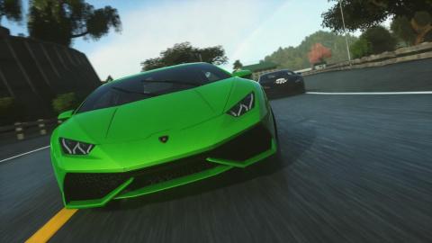 Driveclub dévoile sa Lamborghini Huracan