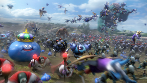 Journal de bord : Import Dragon Quest Heroes – Partie 2 : Du RPG au beat'em all