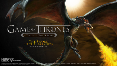 Jaquette de Game of Thrones : Episode 3 - The Sword in the Darkness