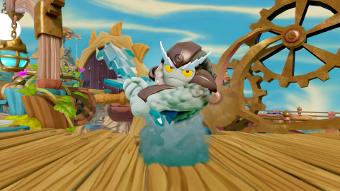 Skylanders Trap Team : De nouvelles figurines disponibles