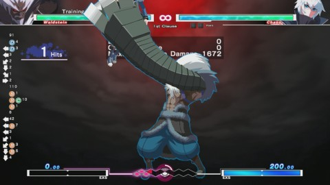 Under Night In-birth EXE: Late, le combat pour tous