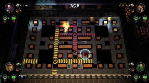 Brawl : Du Bomberman horrifique