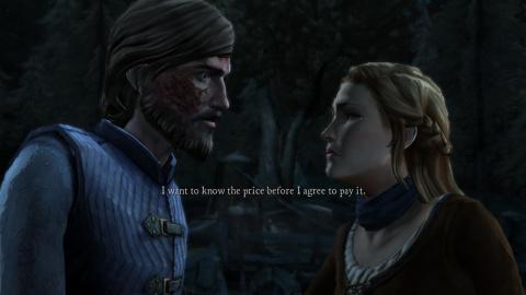 Game of Thrones: Episode 3- The Sword in Darkness