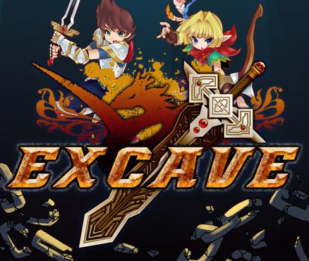 Excave sur 3DS