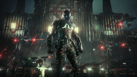 Jaquette de Batman Arkham Knight aura bien une version physique en France