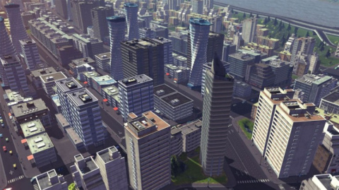 Jaquette de Cities Skylines Deluxe à -35 % (23,99€)