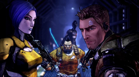 Jaquette de Borderlands : The Handsome Collection atterrit sur PlayStation 4
