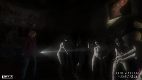 Le survival-horror Forgotten Memories sort le 23 avril sur iOS