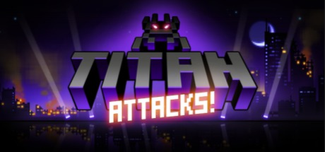 Titan Attacks! sur Vita