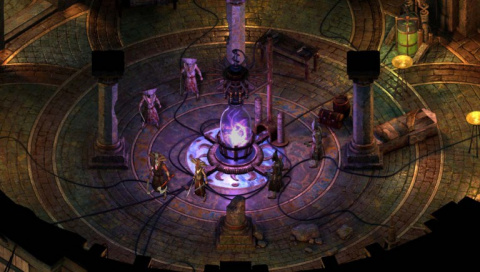 Jaquette de Le curieux bug de Pillars of Eternity