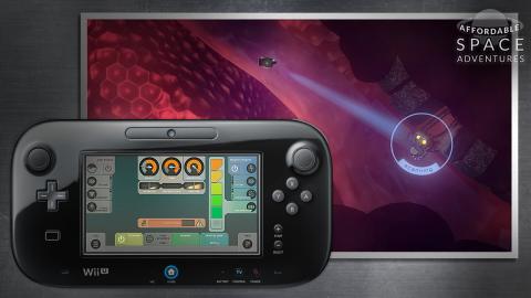 Affordable Space Adventures : La meilleure exploitation de la Wii U ?