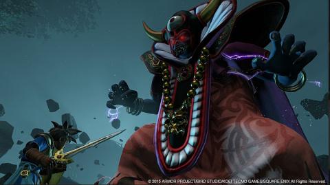 Dragon Quest Heroes - DLC#5 Maya