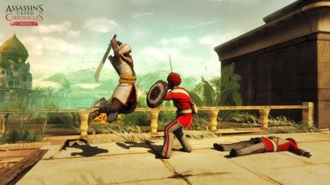 Assassin's Creed Chronicles devient une trilogie