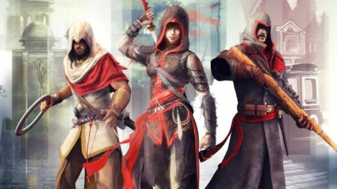 Jaquette de Assassin's Creed Chronicles devient une trilogie