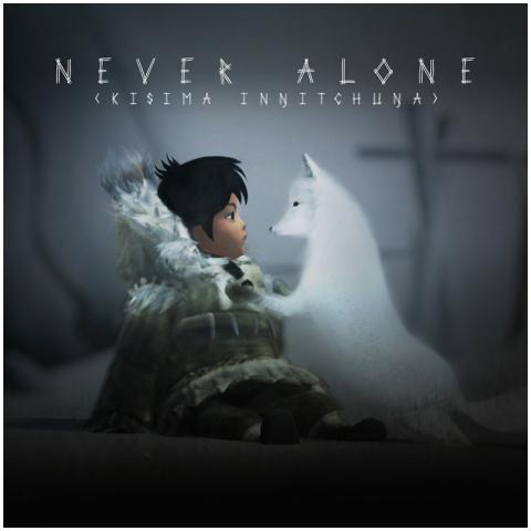Never Alone sur PS4