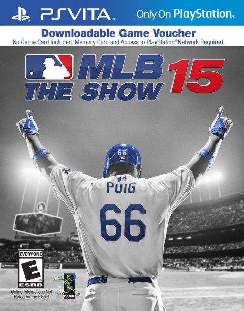 MLB 15 : The Show sur Vita