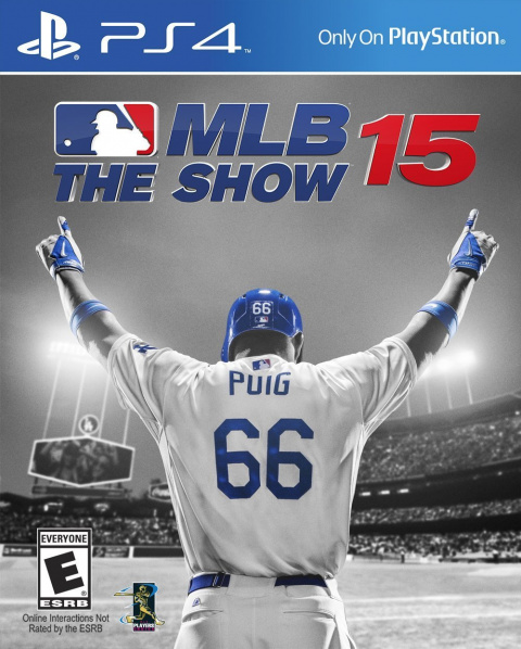 MLB 15 : The Show sur PS4