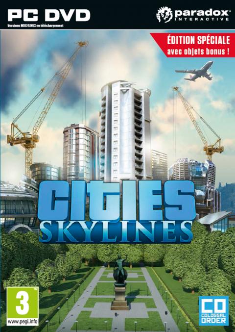 Cities Skylines sur PC