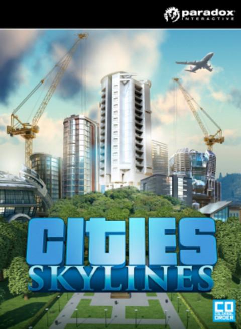Cities Skylines sur Mac