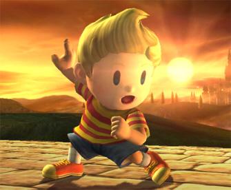 Lucas rejoint Mewtwo en DLC de Super Smash Bros. Wii U et 3DS.