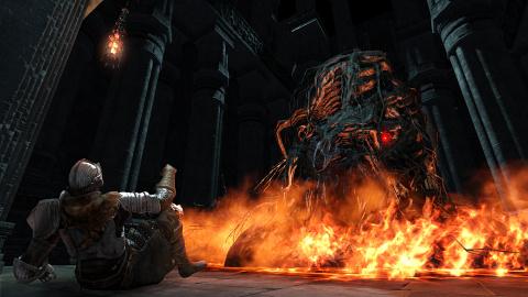 Dark Souls II : Scholar of the First Sin se lance en vidéo