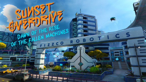 Dawn of the Rise of the Fallen Machines sur ONE