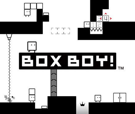 BOXBOY! sur 3DS