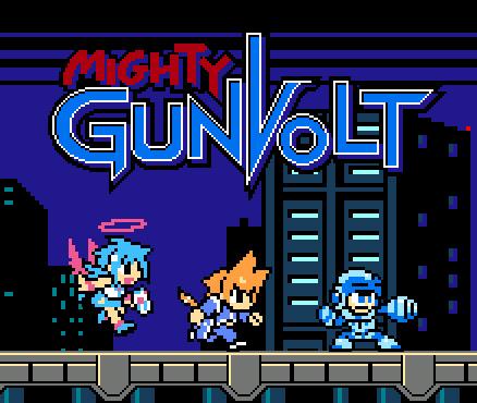 Mighty Gunvolt sur 3DS