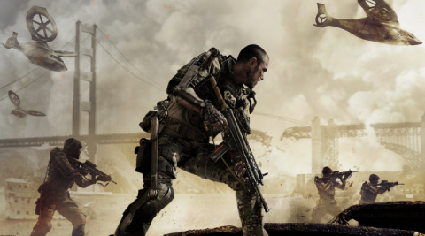 Jaquette de Call of Duty : Advanced Warfare - Ascendance : La verticalité à son paroxysme ?
