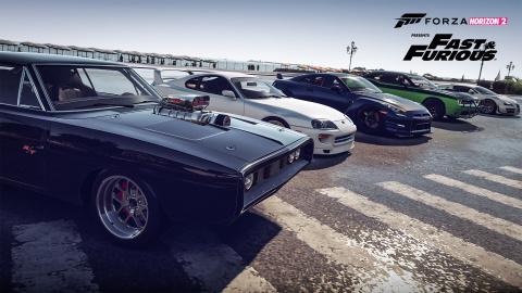 Forza Horizon 2 Presents Fast & Furious sur 360