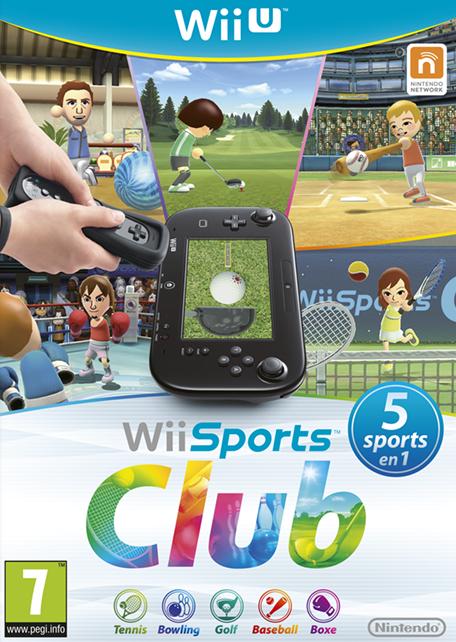 Wii Sports Club sur WiiU