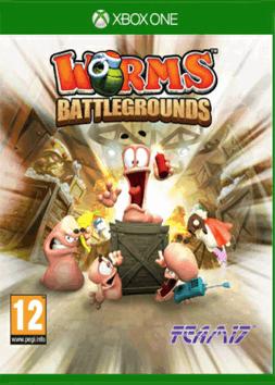 Worms Battlegrounds sur ONE