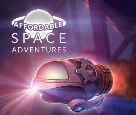 Affordable Space Adventures sur WiiU