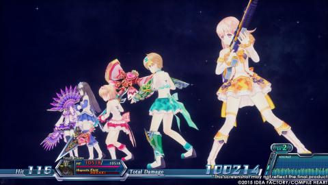 Omega Quintet en quelques images