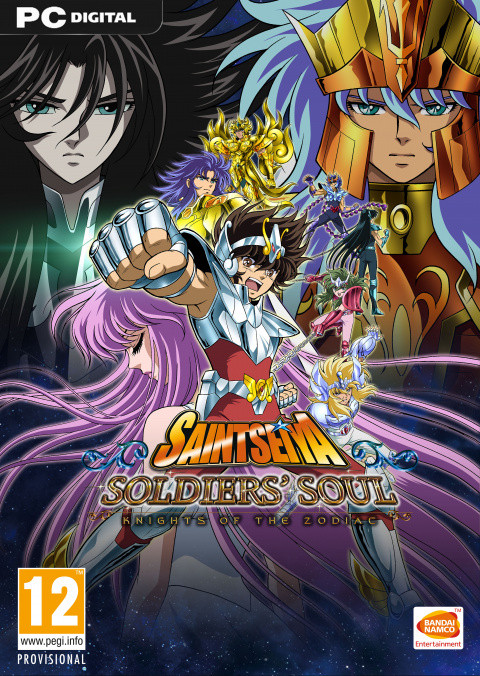 Saint Seiya : Soldiers' Soul
