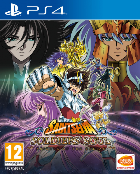 Saint Seiya : Soldiers' Soul sur PS4